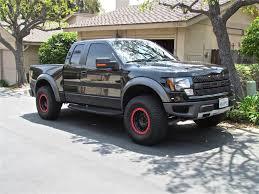 Ford Raptor Black - black rims with subtle red page 2 ford raptor forum ford
