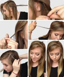 6 super easy hairstyles for finals week college fashion