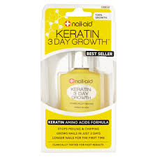 nail aid keratin 3 day thickener directions glamour nail salon