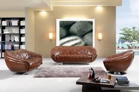 living room red leather living room furniture vases decoration