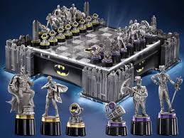 cool chess set this cool batman chess set is a great gift idea