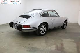 porsche 911 for sale in usa for sale 1973 passenger car porsche 911 t 2 4 mfi coupe los