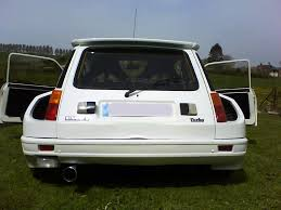 renault 5 turbo 1983 renault 5 turbo 2 related infomation specifications weili