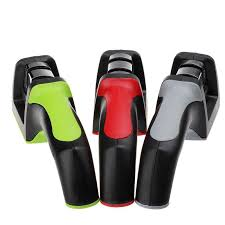 new two stages diamond ceramic kitchen knife sharpeners sharpening