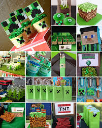 minecraft party supplies minecraft party theme