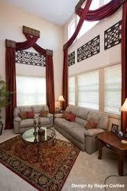 Hanging Curtains High Best 25 Tall Window Treatments Ideas On Pinterest Tall Window