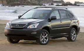lexus rx 350 2008 lexus rx350 es350 pebble beach editions auto shows news