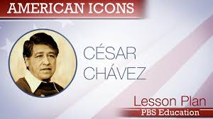 cesar chavez labor leader and civil rights activist english