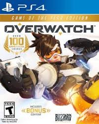 overwatch game of the year digital playstation 4 digital