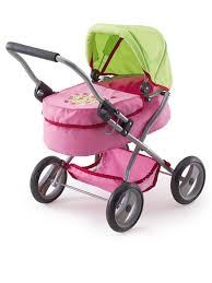 bayer design puppenwagen bayer design puppenwagen my trendy in rosa grün ab 3