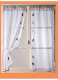 voilage fenetre chambre petits voilages vitrages vitrage a la inspirations et voilage