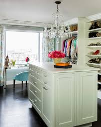 Chandelier Decorating Ideas Walk In Closet With Flower Vase And Crystal Chandelier