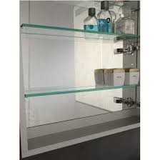 Medicine Cabinet With Electrical Outlet Hollywood Lighted U0026 Recessed Medicine Cabinet W Interior