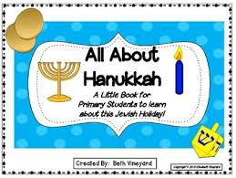 hanukkah book all about hanukkah a primary book freebie by the climbing