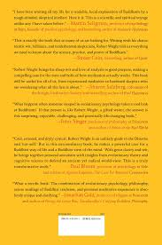 why buddhism is true book by robert wright official publisher
