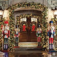 such a gorgeous use of nutcrackers joanns includes them on