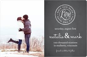 custom save the dates unique save the date ideas photos wording more