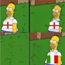 Homer Meme - world cup homer homer backs into things know your meme