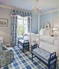 Best Blue And White Bedrooms Images On Pinterest Bedrooms - Blue and white bedrooms ideas