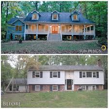split level homes remodeled split level homes home design