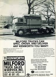 kenworth customer service photo june 1981 kenworth ad 06 overdrive magazine june 1981