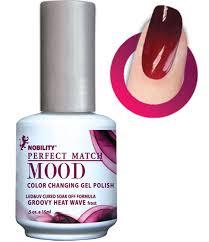 lechat vietnam mood color changing gel polish