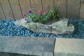 Pebbles And Rocks Garden Decorative Garden Rock River Rock Pebbles Pine S Co