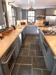 ideas for kitchen floors eye catching nice ideas stone kitchen floor download natural