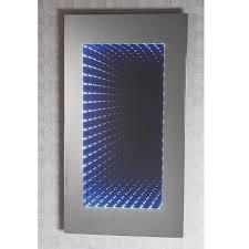 bathroom infinity mirror phoenix infinity mirror illusion effect mi002