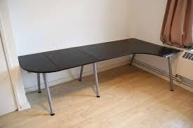 Galant Corner Desk Right Ikea Galant Desk Corner Desk Right Sit Stand Ikea Galant Desk