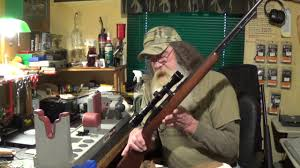 winchester model 77 my first rifle youtube