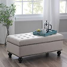 Bench Ottoman With Storage Ottomans Benches Storage Benches Kirklands