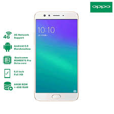 Oppo F3 Oppo F3 Plus 64gb Gold Jms