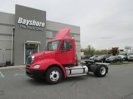 freightliner columbia 112 single axle daycabs for sale