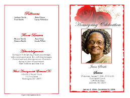 program for funeral service funeral flyer exles classic funeral program template memorial