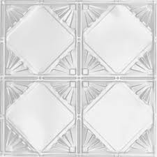 shanko 2 ft x 4 ft nail up direct application tin ceiling tile