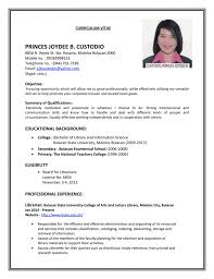 Example Of Resume With References by Outstanding What To Write In The Experience Part Of A Resume 13 In