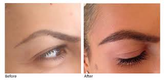 Eyebrow Tattoo Before And After 6 Alternatives To Eyebrow Tattooing The Age Of The Wonder Brow
