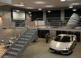 cool garages cool garages a cool garage with awesome checkered flooring garages