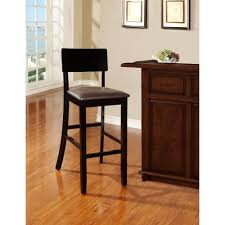 home decorators collection torino contemporary bar stool 01855blk