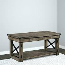 square gray wood coffee table rustic grey coffee table best oak coffee tables images on table
