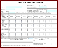 car report template exles excel expense report template company expenses format monthly