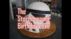 star wars cake bolo gateau youtube