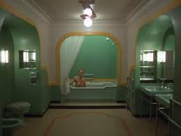 Shower Curtain See Through The Shining 1979 Analysis By Rob Ager
