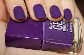 nails inc gel effect polish in bond street review u0026 swatches