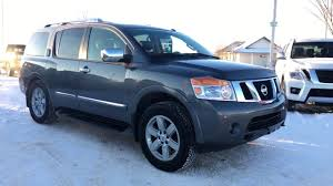 nissan suv 2013 2013 nissan armada platinum suv in depth walk around grande