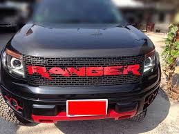 front grill ford ranger ford ranger raptor grill ford ranger ford ranger