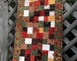 Extra Wide Table Runners Lap Quilts Baby Quilts Quilted Table Runners By Peggygaylerdesigns
