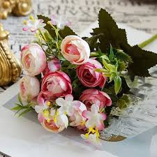 cheap silk flowers artificial flowers cheap best discount artificial wedding