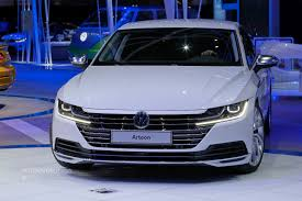 new volkswagen arteon vw arteon configurator launched in germany available with 240 and